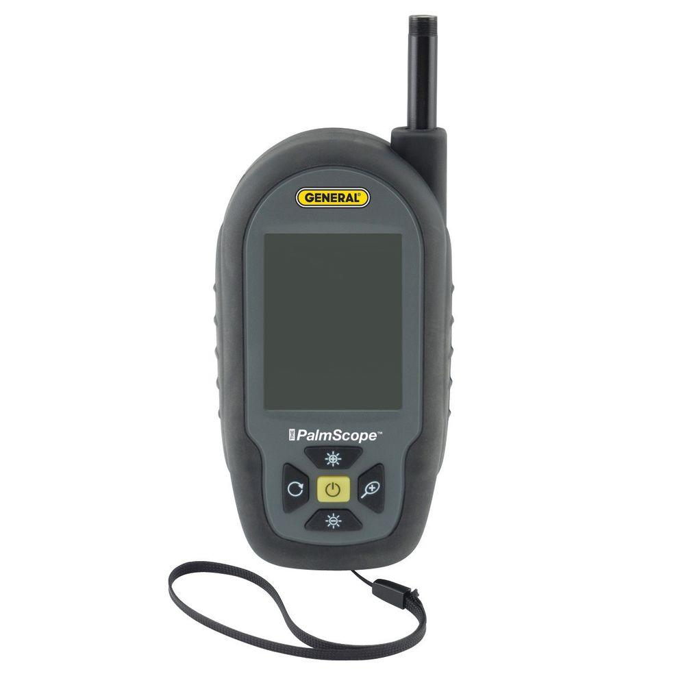 Palm Scope Video Inspection System