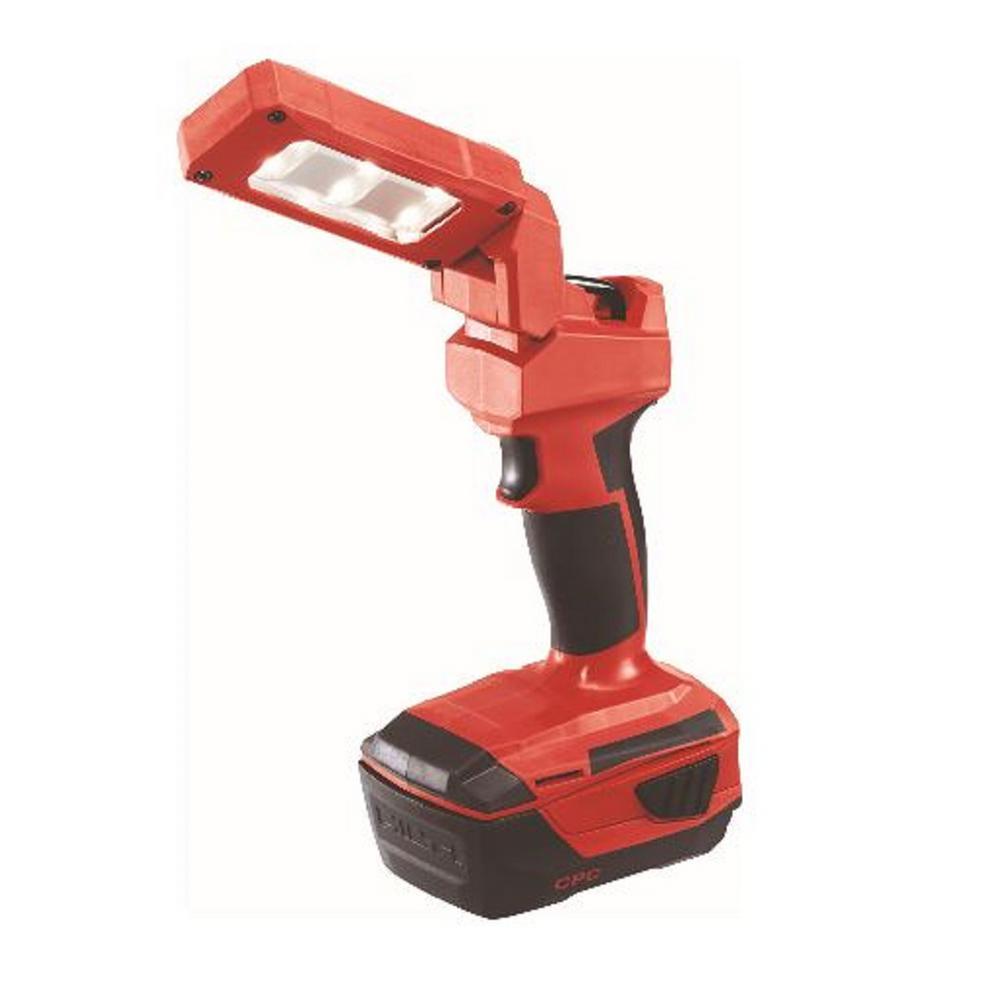 22-Volt Cordless LED Lamp