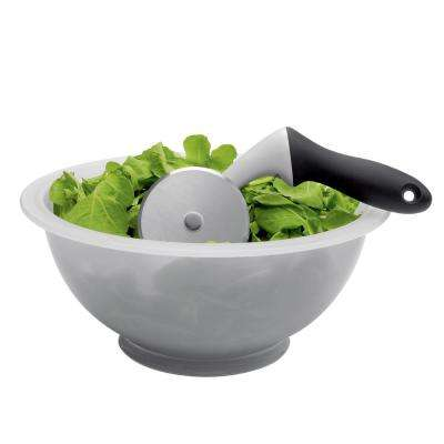 Good Grips Stainless Steel Salad Chopper with Bowl