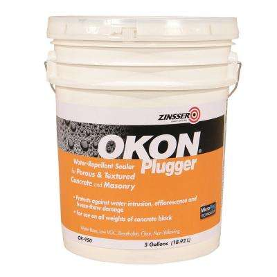 5 gal. Plugger Water Repellent Sealer
