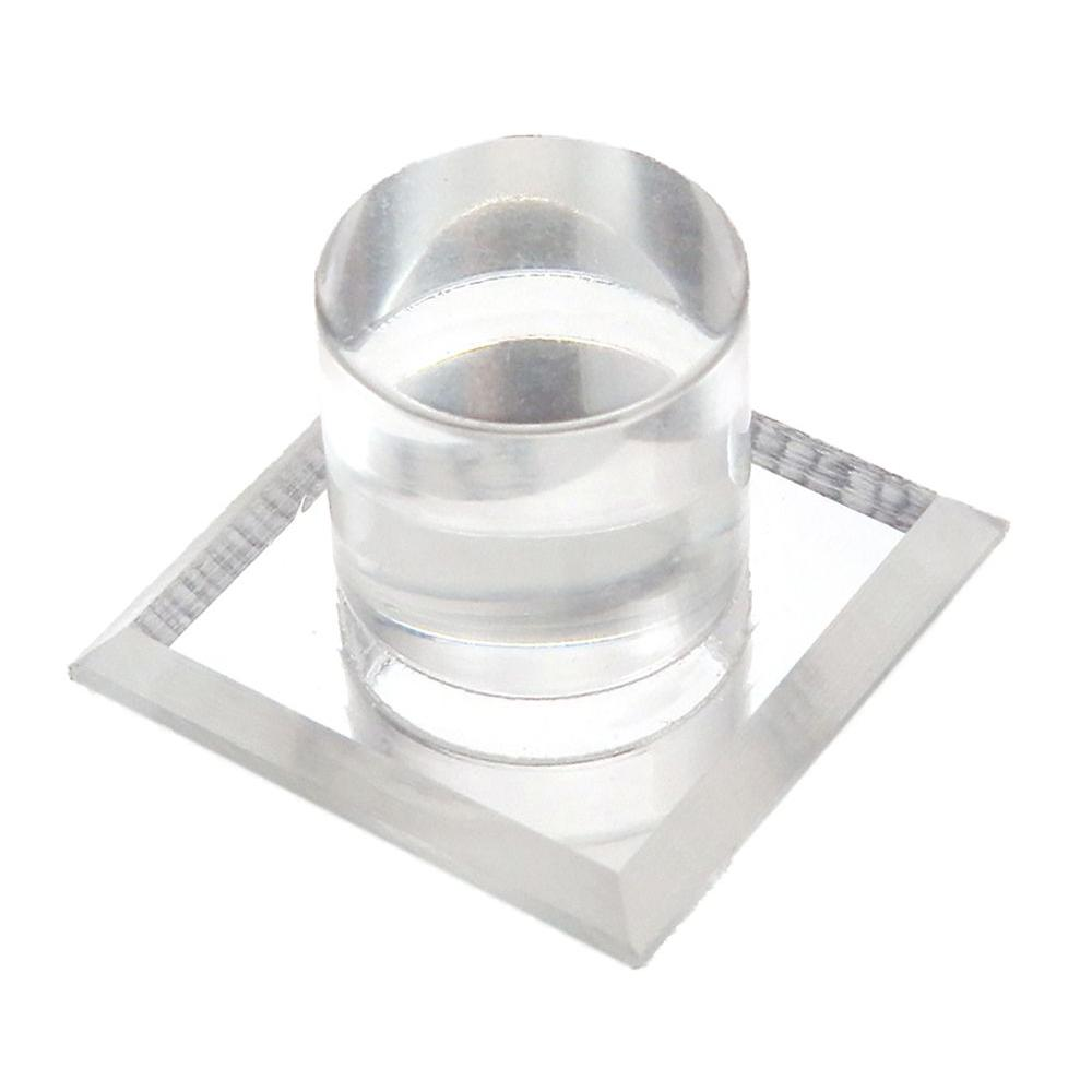 Acrylic Mirror Pull Knob (2 Pack) 10168   The Home Depot