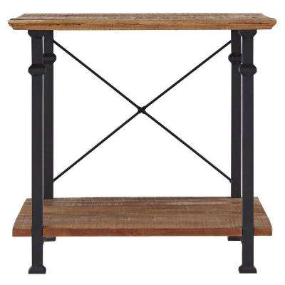Grove Place Distressed Console Table