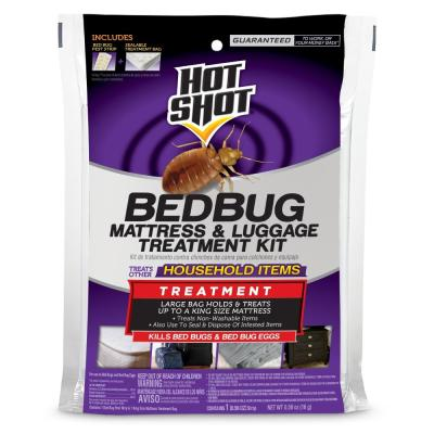 Bed Bug Mattress and Luggage Treatment Kit