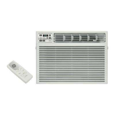17,600 BTU 230-Volt Electronic Heat/Cool Room Window Air Conditioner