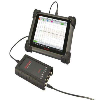 PC Based 4-Channel Automotive Oscilloscope