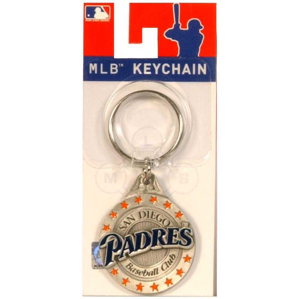MLB San Diego Padres Key Chain