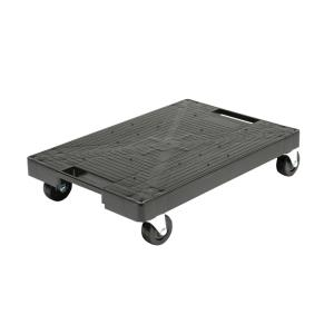 Devault Enterprises 16 In X 11 In Multi Purpose Black Garage Dolly