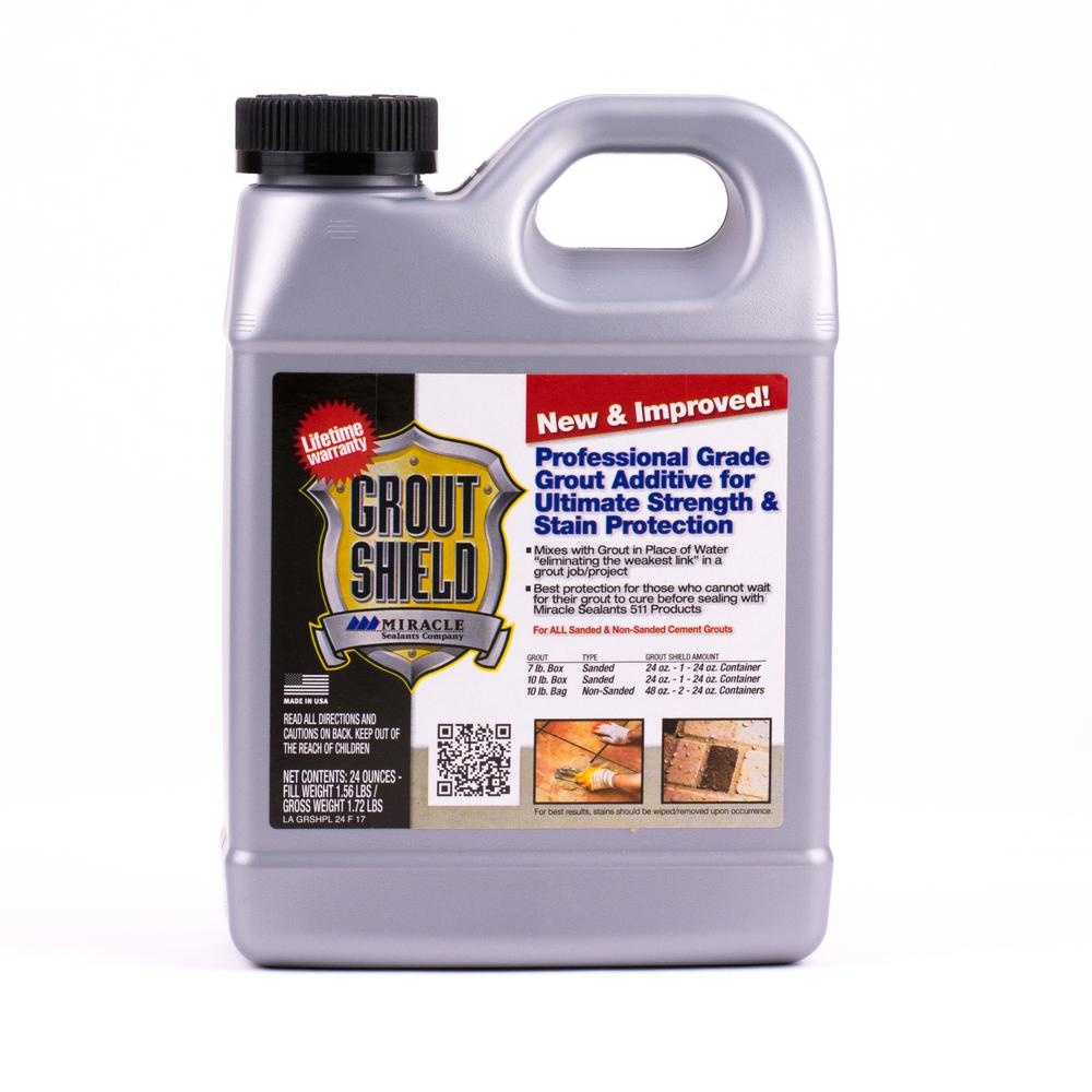 Grout Shield New And Improved Grshni4 The Home Depot