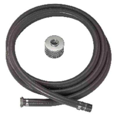 2 in. x 15 ft. Suction Hose for Gas Engine Drive Pumps