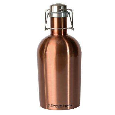 Growler2Go 64 oz. Copper Water Bottle