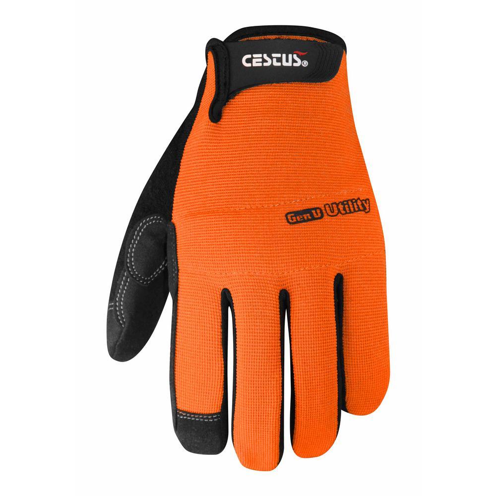 2XL Orange GenU 925 (1-Pack)