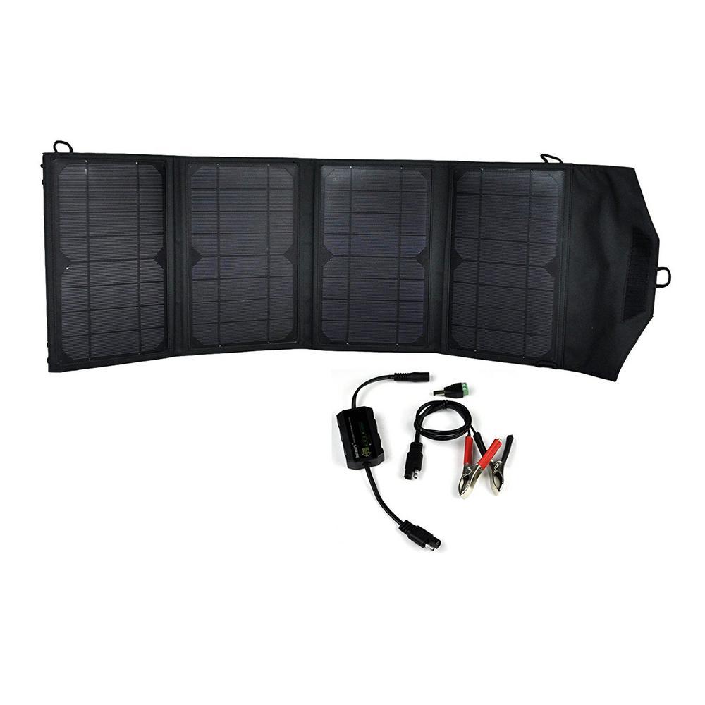 Instapark 27-Watt Monocrystalline Solar Panel