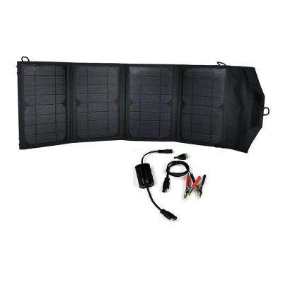 27-Watt Monocrystalline Solar Panel