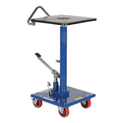 200 lb. Capacity 16 in. x 16 in. Hydraulic Post Table