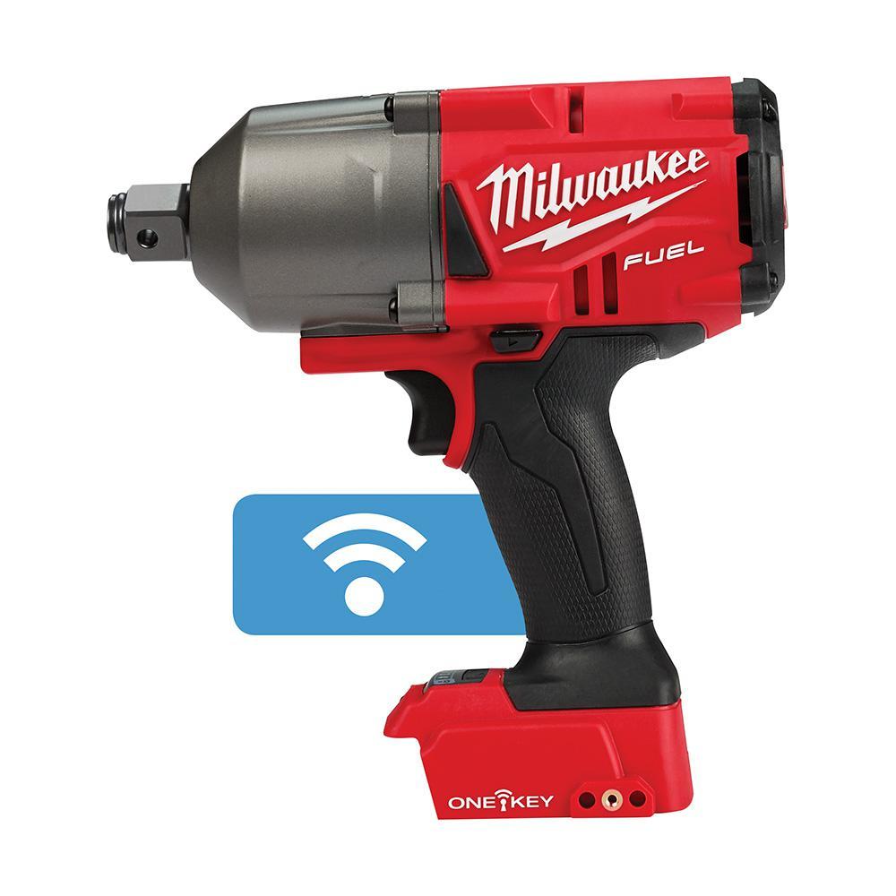 Milwaukee M18 Fuel One Key 18 Volt Lithium Ion Brushless Cordless 3