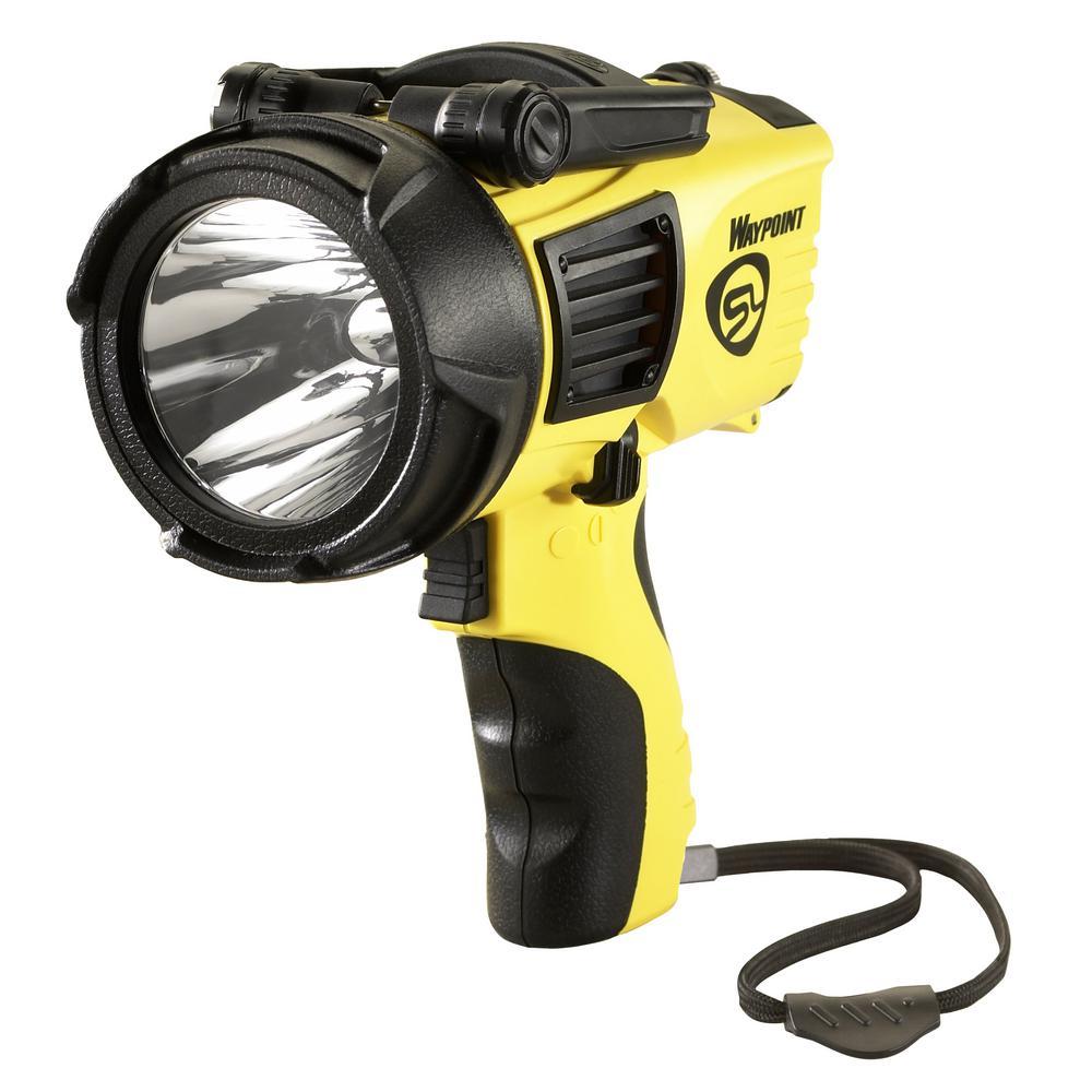 Streamlight Waypoint Yellow Flashlight