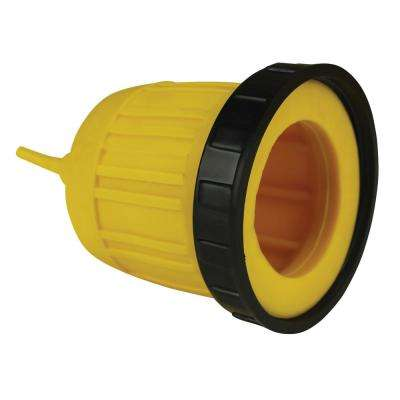 30 Amp Waterproof Boot with Threaded Ring