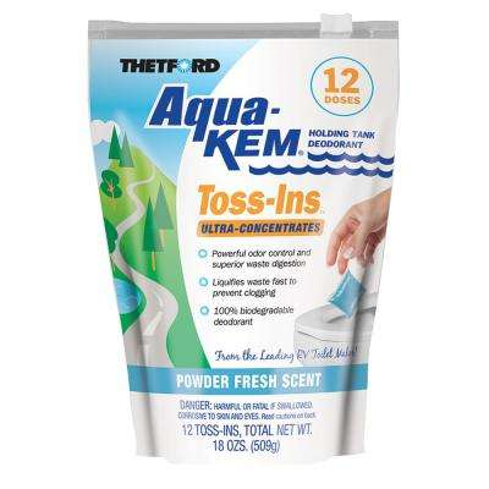 Aqua-Kem Toss-Ins (10-Pack)