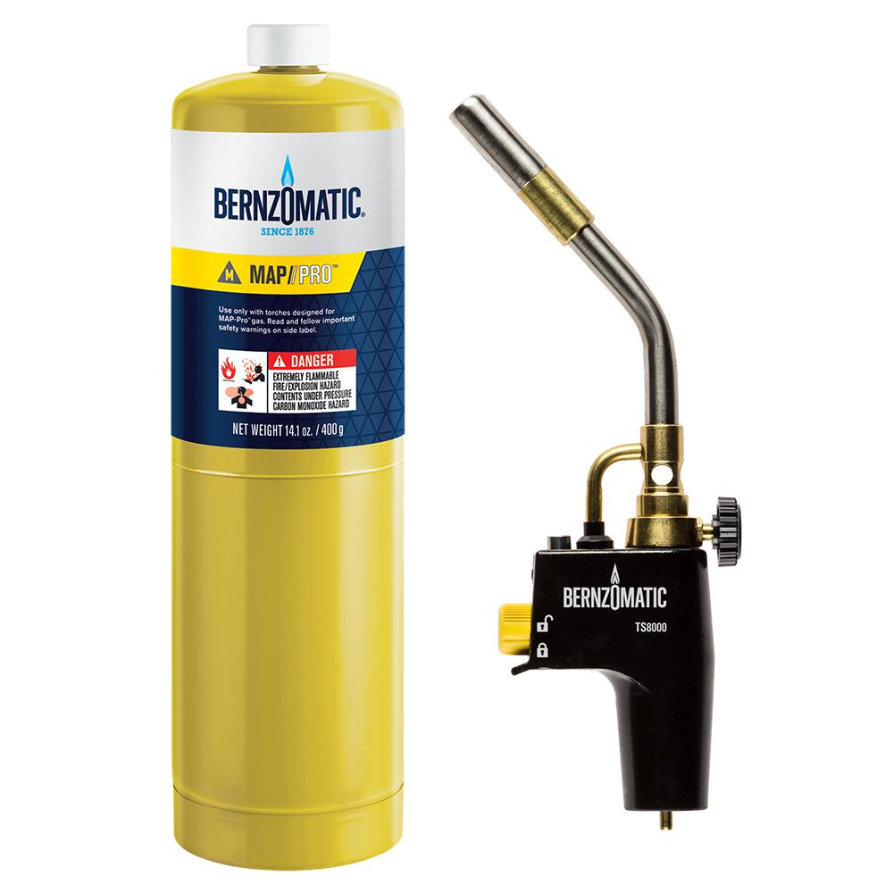 Bernzomatic TS8000KC Premium Torch Kit
