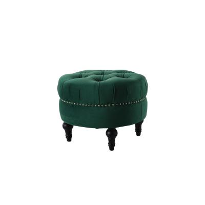 Peachy Green Ottomans Living Room Furniture The Home Depot Evergreenethics Interior Chair Design Evergreenethicsorg