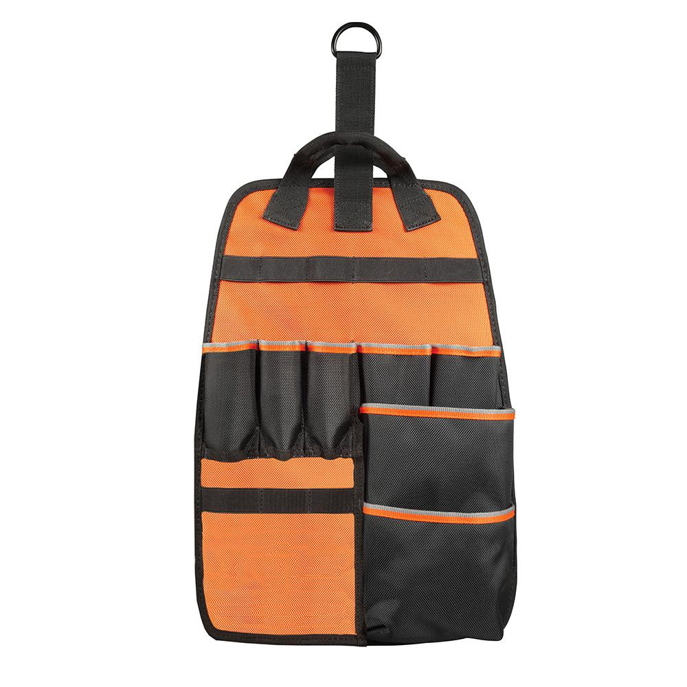 Pack of 4 Tool Organize Storage Bags with Tenn Well Canvas Zipper Tool Pouch
