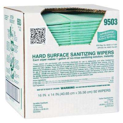 Simple Solutions Sanitizing Wipes (50-Count)