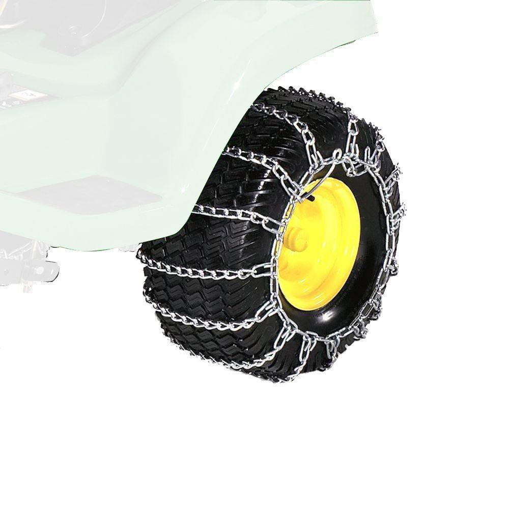 John Deere 20 in. Rear Tire Chains