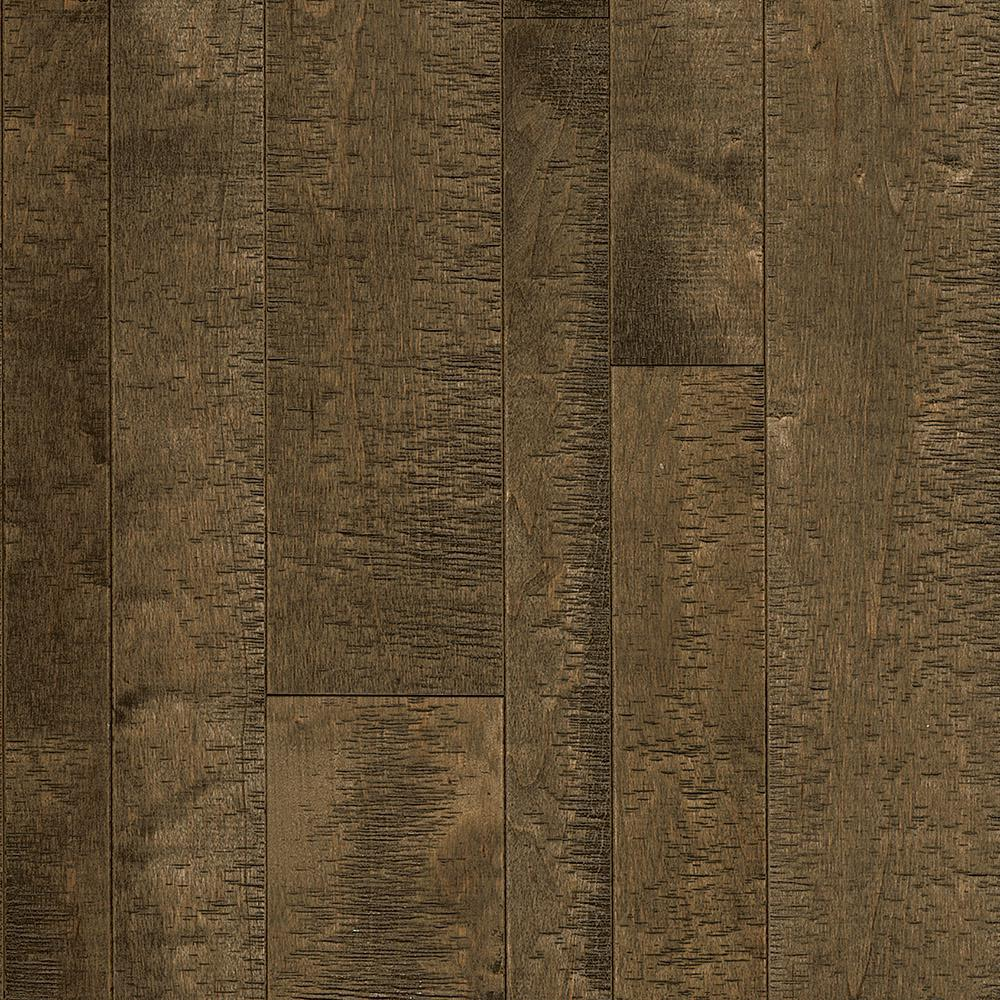 Bruce Revolutionary Rustics Maple Forest Trail 3/4 in. T x Varying W x Varying L Solid Hardwood Flooring (24 sq.ft./case)