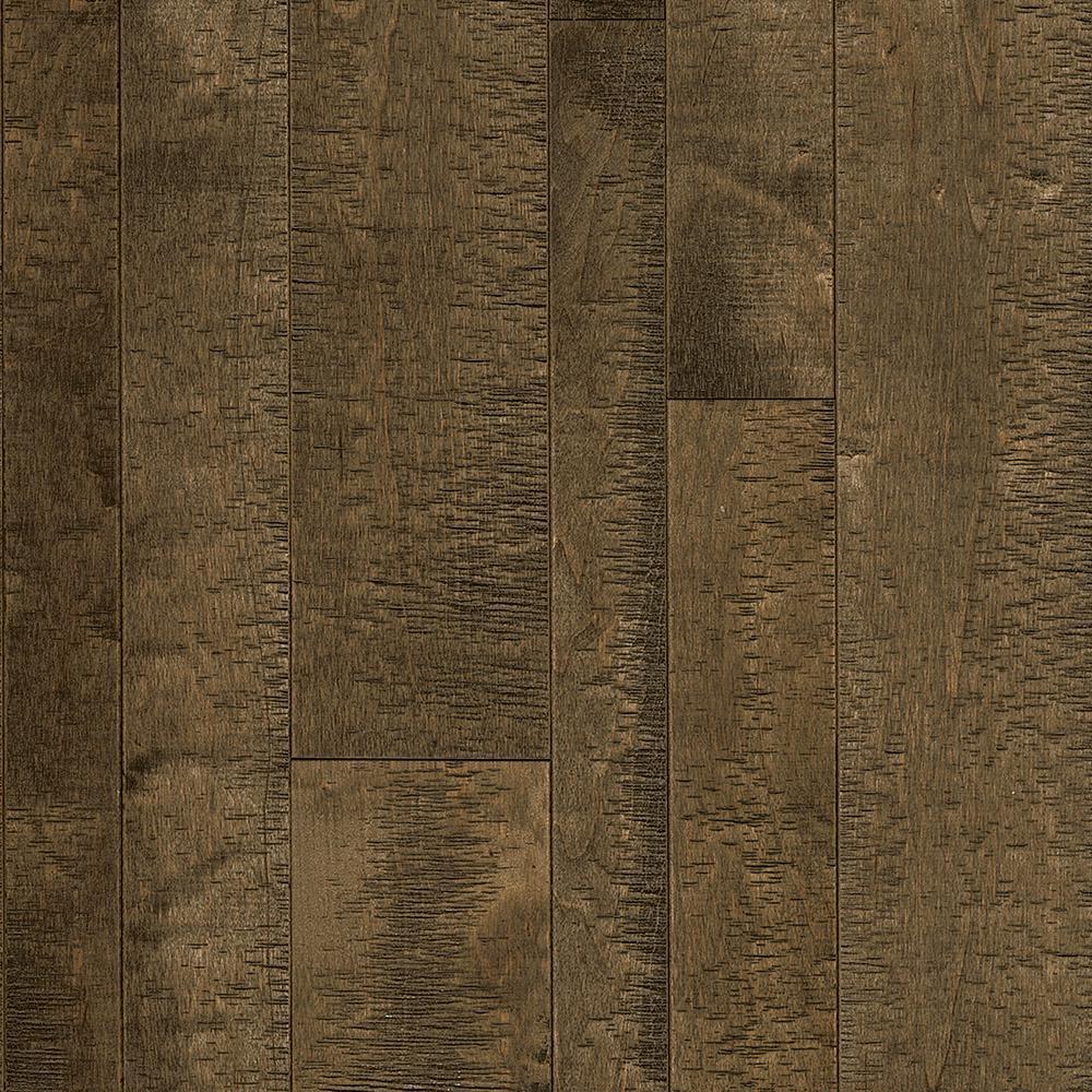 Dark Solid Hardwood Hardwood Flooring The Home Depot