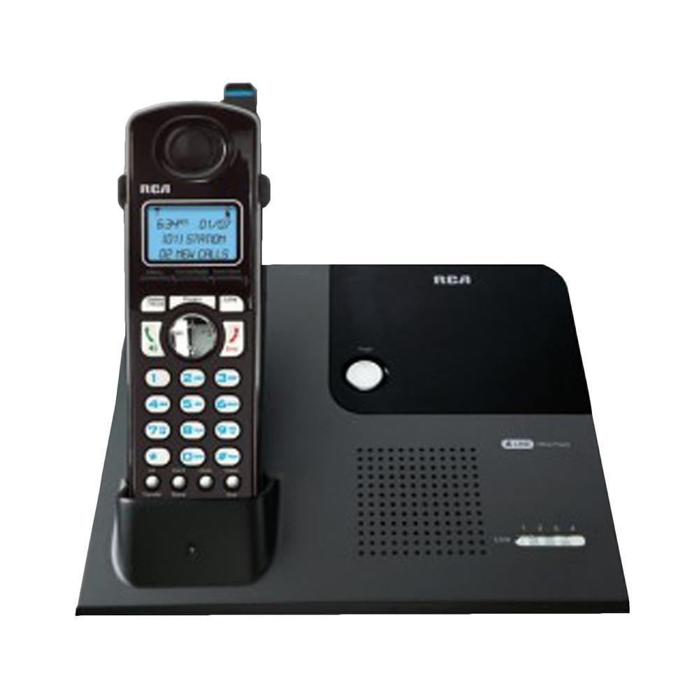 4-Line Cordless Telephone