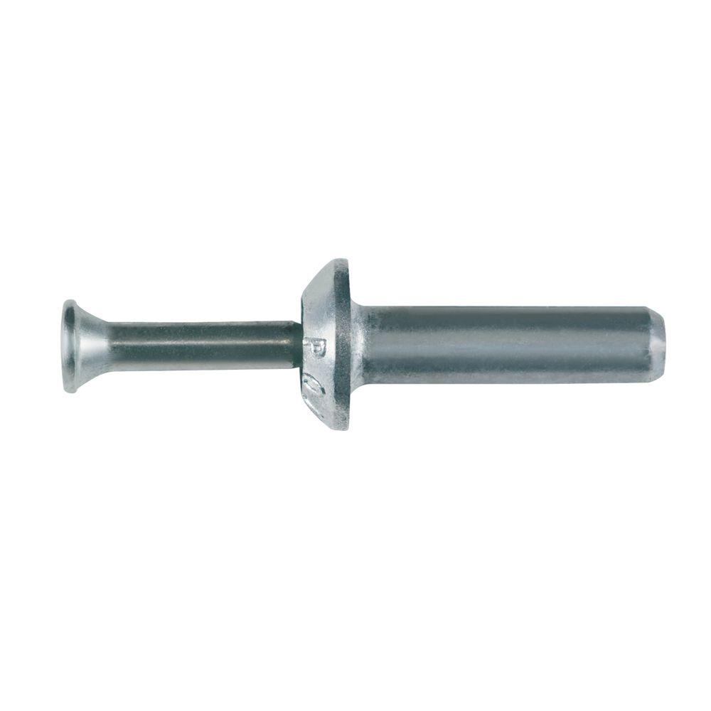 DEWALT 1/4 in. x 1 in. Zamac Hammer Screw Anchor