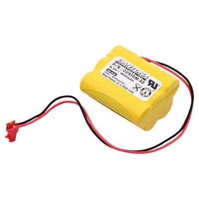 Dantona 6-Volt 800 mAh Ni-Cd battery for Sure-Lites - 026-149 Emergency Lighting