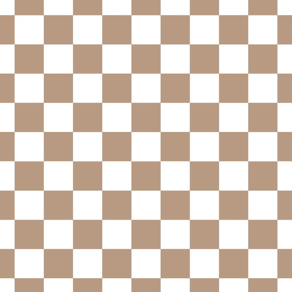 8 in. x 10 in. Laminate Sheet in Checkered Ecru with Virtual Design Matte Finish