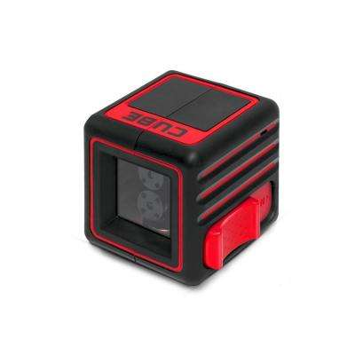 Cube Cross Line Laser Level Professional Self-Levelling Instrument with 3Accuracy Horizontal and Vertical Beams