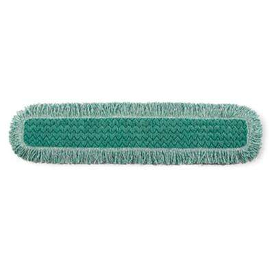 HYGEN 36 in. Microfiber Dust Mop Pad with Fringe (Case of 6)