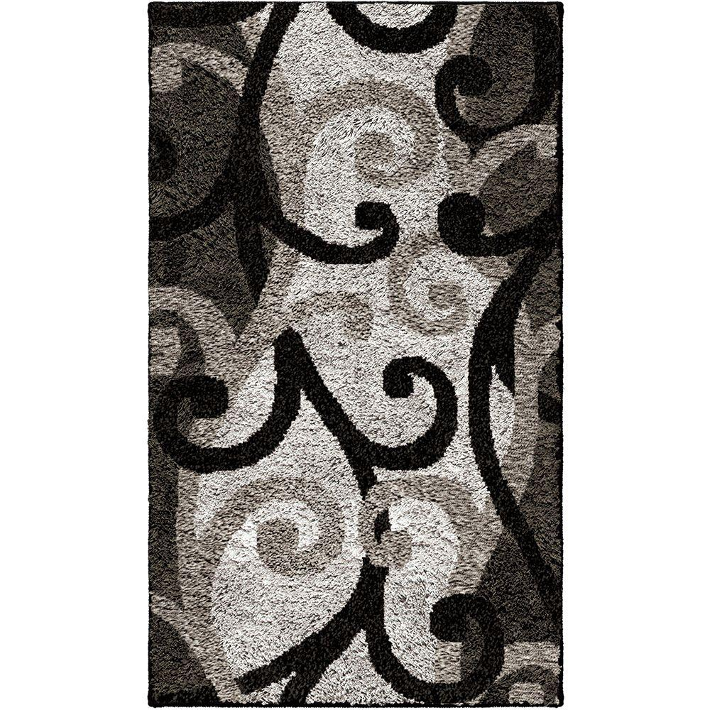 abstract design rug