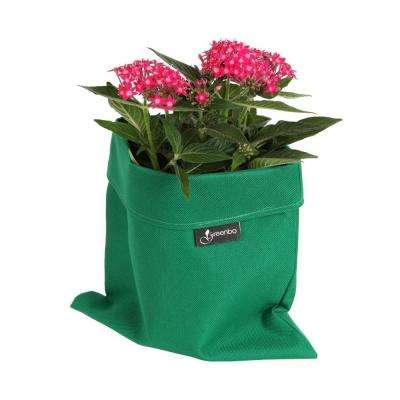 8 in. x 10 in. Green Water and Stain Resistant Fabric Fiorina Planter Case (2 pack)