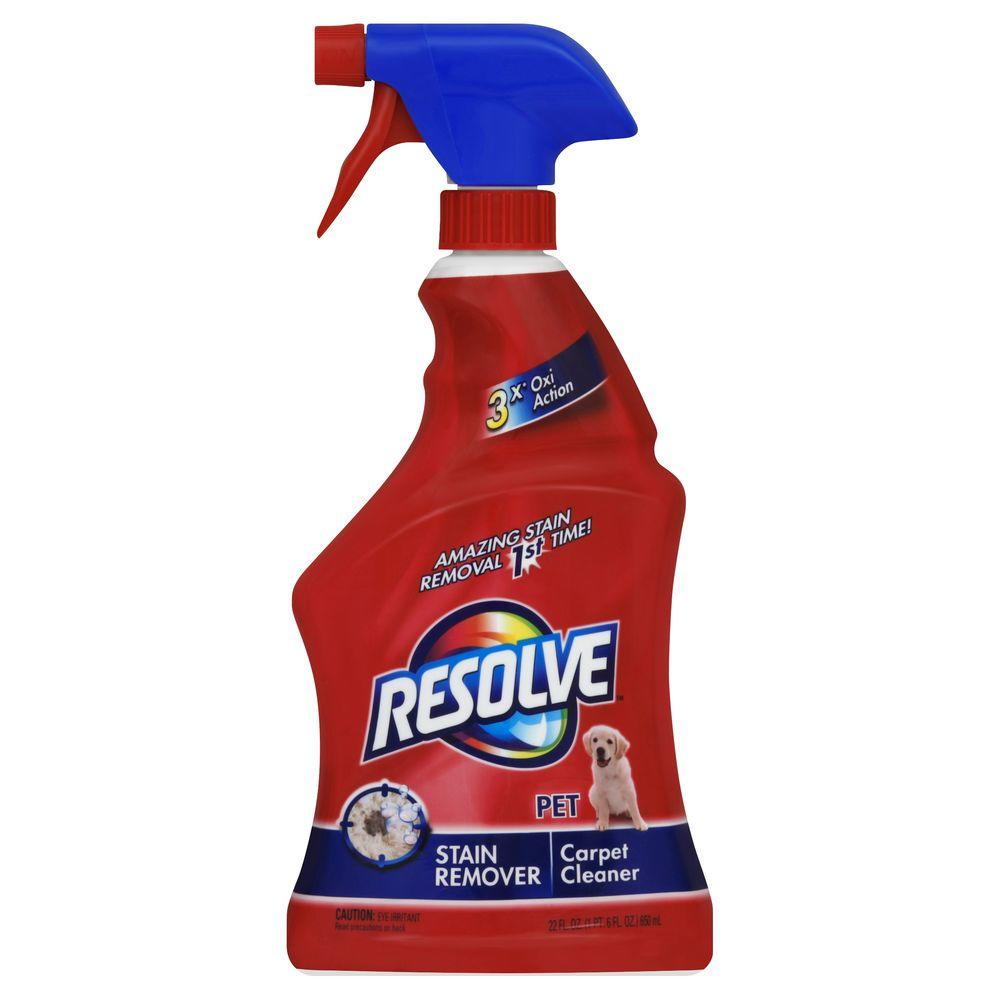 Resolve Pet Carpet Cleaner