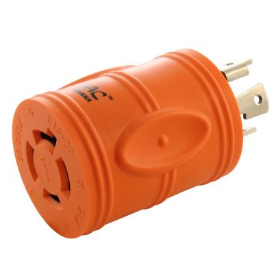 powerfit 30 amp 240 volt to 30 amp rv outlet adapter pf923055 the rh homedepot com