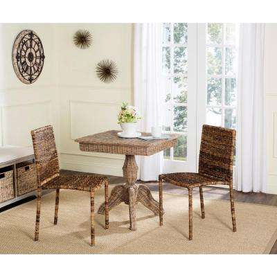 Anra Brown Dining Chair (Set of 2)