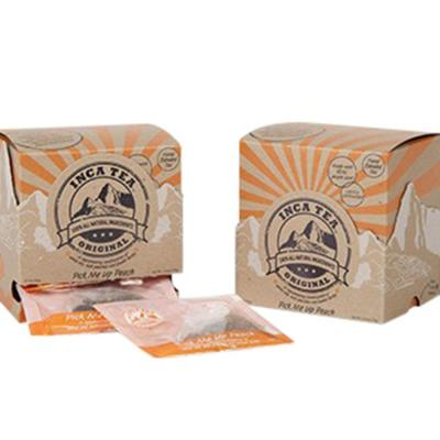 Pick Me Up Peach Tea (6-Boxes of 15-Bags)