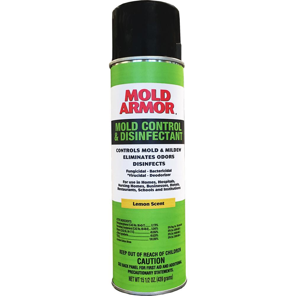 15.5 oz. Mold Control and Disinfectant Professional Aerosol (2-Pack)