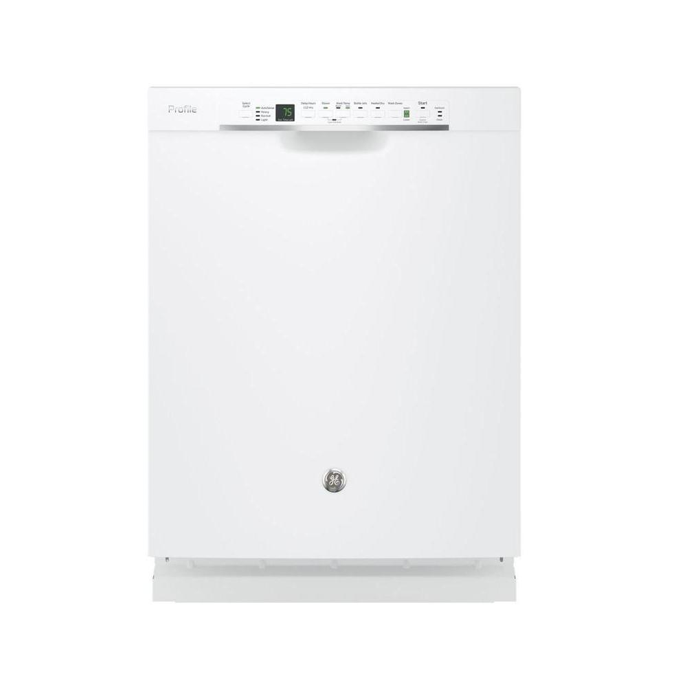 Ge Profile Top Control Smart Dishwasher In Stainless Steel