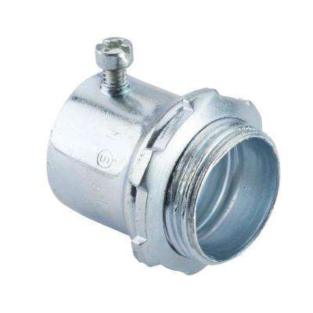 1 in. Electrical Metallic Tube Set-Screw Connectors (20-Pack)