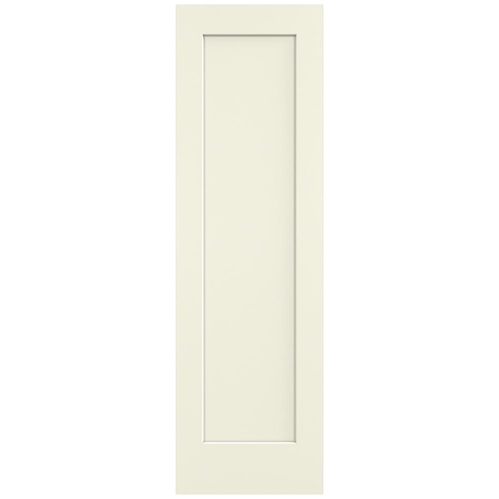 Jeld Wen 24 In X 80 In Madison Vanilla Painted Smooth
