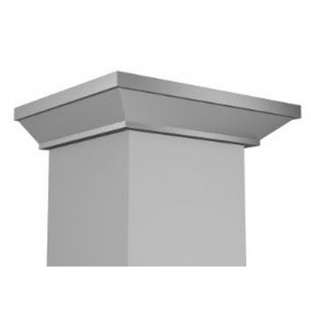 Zline Kitchen And Bath Zline Crown Molding Profile 2 For Wall Mount Range Hood