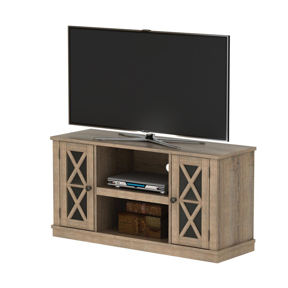 Bayport Pine TV Stand for TV's up to 55 in.