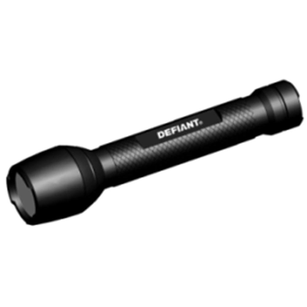 Defiant 250 Lumen Led Flashlight Hd 1568 The Home Depot