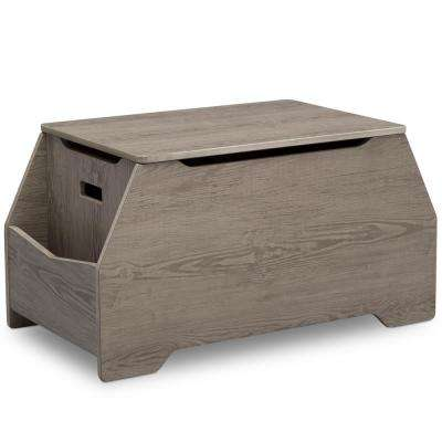 Mason Crafted Limestone Toy Box