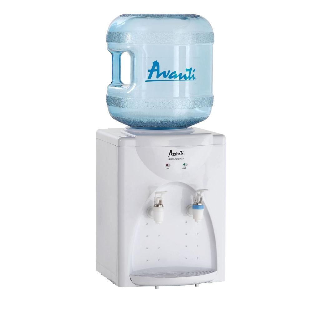 Avanti Tabletop Water Dispenser Filtration System